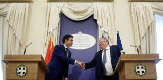 Μέτρα Οικοδόμησης Εμπιστοσύνης αναζητούν Αθήνα και Σκόπια