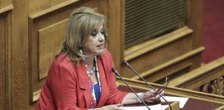 Μεγαλοοικονόμου: «Με όλη μου την καρδιά δίνω ψήφο στο ΣΥΡΙΖΑ»