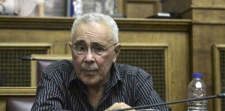 Ζουράρις: «Κλοπή του ονόματος της Μακεδονίας από τους Σκοπιανούς»