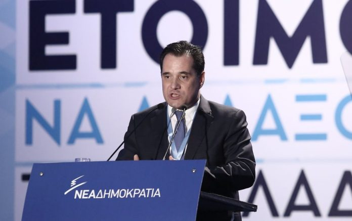 Αδ. Γεωργιάδης: «Η κυβέρνηση δουλεύει ήδη για τη μεσαία τάξη»