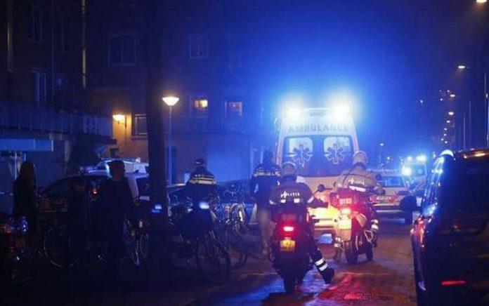 ΕΚΤΑΚΤΟ: Πυροβολισμοί στο Άμστερνταμ