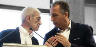 «Αξιέπαινη» κατά τον Μπουτάρη η προσπάθεια Ελλάδας-ΠΓΔΜ για το όνομα