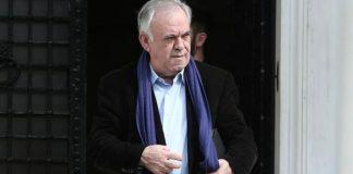 Το αντίο του Δραγασάκη στον Γ. Μιχελή: «Ήταν ένας πολύτιμος φίλος»