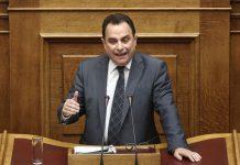 Γεωργαντάς: Η κ. Γεροβασίλη αποφεύγει συστηματικά τον κοινοβουλευτικό έλεγχο