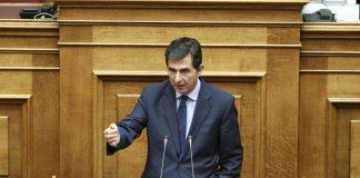 Γκιουλέκας: Στις 7 Ιουλίου ζητούμε την θετική ψήφο των Ελλήνων πολιτών