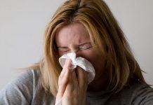 Η γρίπη μεταδίδεται με την αναπνοή
