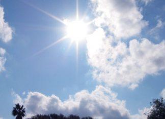 Γενικά αίθριος ο καιρός σήμερα