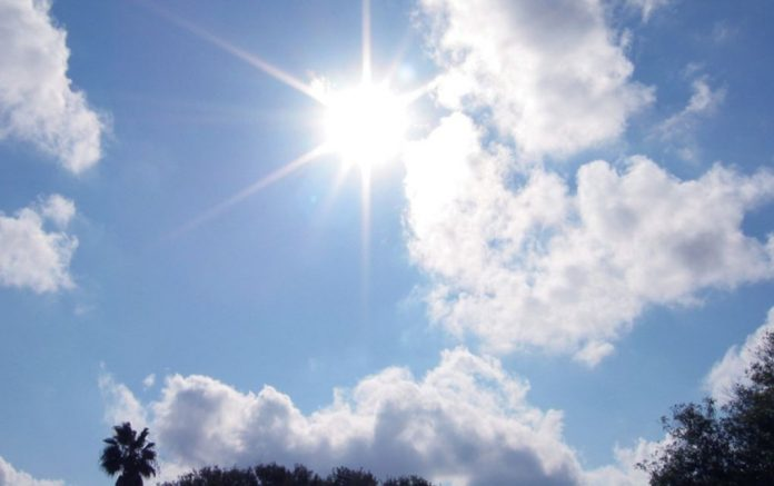 Ο καιρός σήμερα, Παρασκευή 14 Ιουνίου