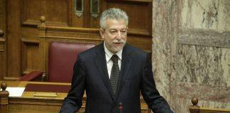 Κοντονής: «Κόλαφος για τους πατριδοκάπηλους η απόφαση του ΣτΕ»