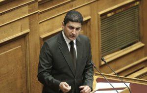 Αυγενάκης: Δεχόμαστε πιέσεις από τη Μέρκελ για το Σκοπιανό