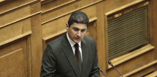 Αυγενάκης: «Θλιβερός πρωθυπουργός ο Τσίπρας»