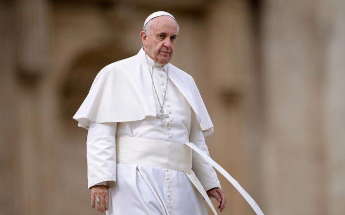 Ο πάπας Φραγκίσκος καταδικάζει τη «σφαγή» στη Γάζα