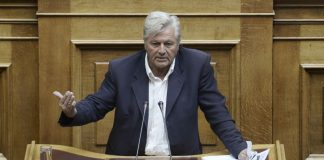 Παπαχριστόπουλος: «Να είναι πιο προσεκτικός ο κ. Τοσουνίδης»