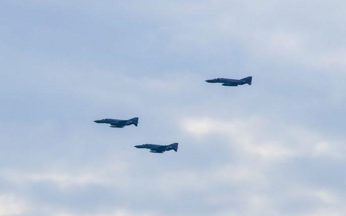 Συνεκπαίδευση των Πολεμικών Αεροποριών Ελλάδας-Ισραήλ