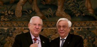 WSJ: Η συμπεριφορά της Άγκυρας φέρνει κοντά Ελλάδα-Ισραήλ