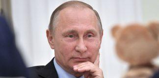 Στις 120.000 ευρώ το εισόδημα του Πούτιν το 2018