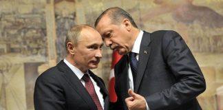 «Κλείδωσε» η συνάντηση Πούτιν-Ερντογάν στην G-20
