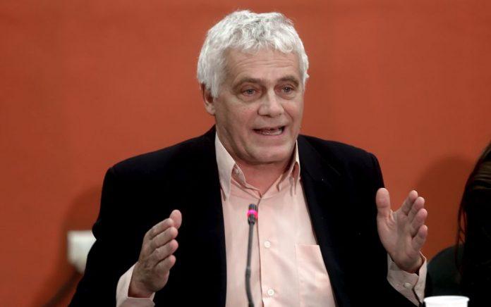 Τσιρώνης: «Δεν Δ. Αθηναίων: Ο Γ. Τσιρώνης υποψήφιος με τους Οικολόγουςότι όποιος αναλαμβάνει την ευθύνη, φταίει»