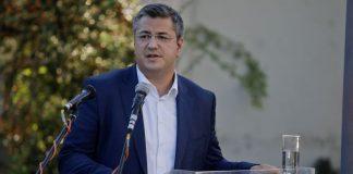 Τζιτζικώστας: «Ζητώ την εμπιστοσύνη των πολιτών»