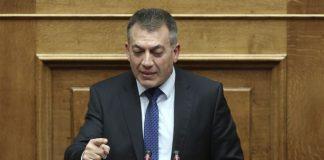 Βρούτσης: «Η κυβέρνηση συνεχίζει να λέει ψέματα»