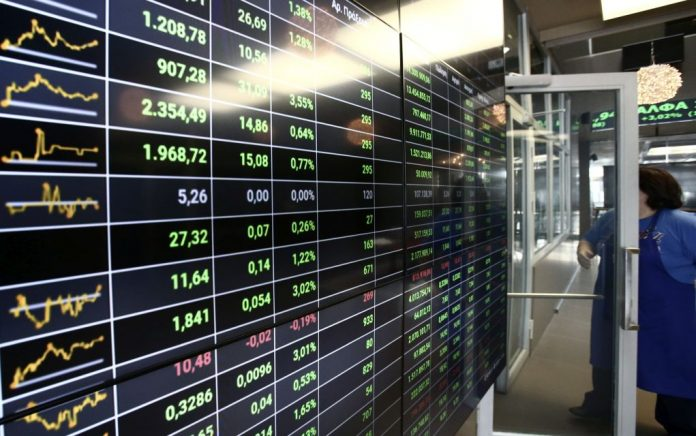 Κέρδη 1,89% με ράλι 7% σε Μυτιληναίο, Eurobank, Αlpha bank
