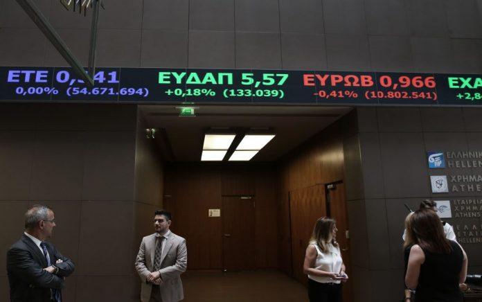 Χρηματιστήριο: Πτώση 0,37% με... απαξιωτικό τζίρο