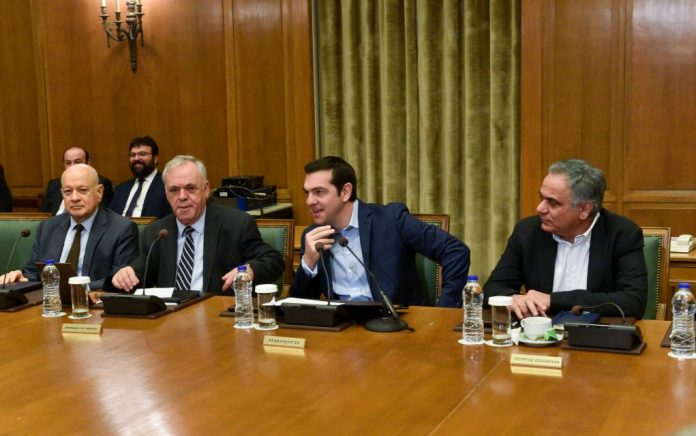 Σήμερα η συνεδρίαση του υπουργικού συμβουλίου