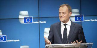Υπέρ της παράτασης του Brexit ο Ντόναλντ Τουσκ