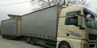 Απαγόρευση κίνησης φορτηγών από σήμερα