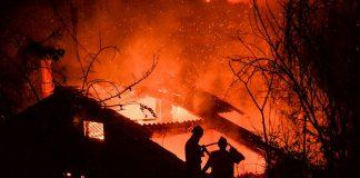 ΗΠΑ: Έφτασαν στους 83 οι νεκροί από τις πυρκαγιές