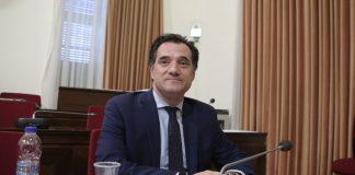 Γεωργιάδης: «Με πρωθυπουργό Μητσοτάκη οι φόροι θα πέσουν»