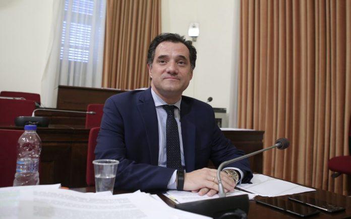 Αδ. Γεωργιάδης: Δεν υπήρχε καμιά διαφωνία Σαμαρά-Μητσοτάκη