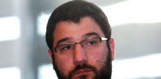 Ο Νάσος Ηλιόπουλος ο υποψήφιος του ΣΥΡΙΖΑ για το Δήμο Αθηναίων