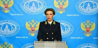 Ζαχάροβα: Πέντε νεκροί Ρώσοι στρατιώτες από αεροπορικές επιδρομές