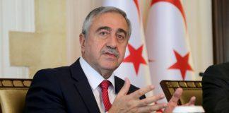 Για «μαξιμαλισμό» κατηγορεί τους Ελληνοκύπριους ο Ακιντζί