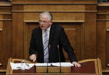 Λυκουρέντζος: «Η κυβέρνηση της ΝΔ μείωσε θεαματικά τη φαρμακευτική δαπάνη»