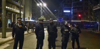 Θεσσαλονίκη: Πορεία αντιεξουσιαστών και αντιφασιστικών οργανώσεων