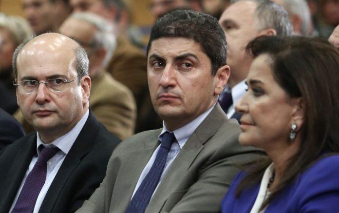 Αυγενάκης: «Η πτώση του ΣΥΡΙΖΑ θα είναι εκκωφαντική»