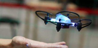 Η Disney δημιούργησε το πρώτο drone που σχεδιάζει γκράφιτι (vd)
