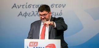 Κρανιδιώτης: Ο κ. Τσίπρας δεν κατάλαβε γιατί έχασε