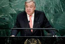 ΓΓ ΟΗΕ: «Nα σταματήσει κάθε πολεμική ενέργεια στην Ανατολική Γούτα»