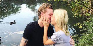 Λίγο πριν την παντρευτεί, την ανεβάζει γυμνή στο instagram (pics)