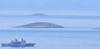 Τουρκικό ΥΠΕΞ: «Οι βράχοι των Ιμίων είναι δικοί μας»