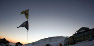 Διακοπή κυκλοφορίας προς το χιονοδρομικό κέντρο του Καϊμακτσαλάν