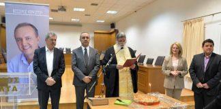 Ο Θ. Καράογλου διοργανώνει ενημερωτικές συζητήσεις για τον πρωτογενή τομέα