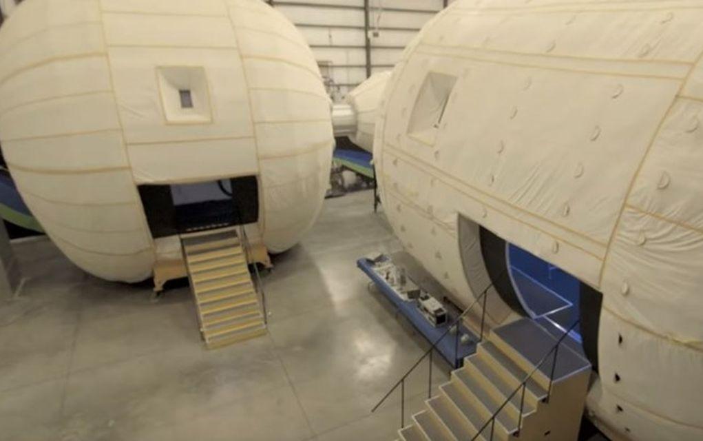 Το πρώτο ξενοδοχείο στο διάστημα είναι γεγονός!