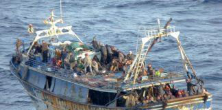 Επιχείρηση διάσωσης 36 μεταναστών στην Αλεξανδρούπολη