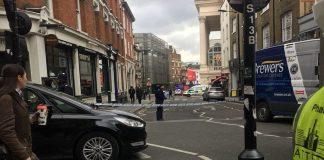 Λονδίνο:Συναγερμός έξω από την ουκρανική πρεσβεία