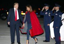 Επίσημη επίσκεψη Τραμπ στην Ιαπωνία