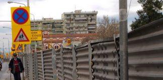 Θεσσαλονίκη: Κυκλοφοριακές ρυθμίσεις στην οδό Βενιζέλου λόγω μετρό